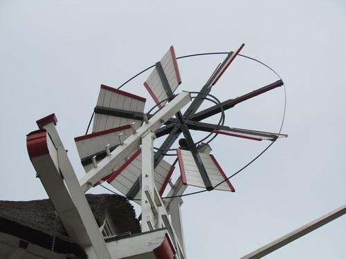 Windrose der GalerieholländerWindmühle in Bad Zwischenahn
