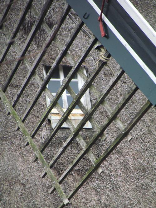 Robot Fenster Bad Zwischenahn : Fenster der Windmühle in Bad Zwischenahn